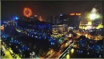 梦幻运河夜游之旅:璀璨运河夜·阅览两千年