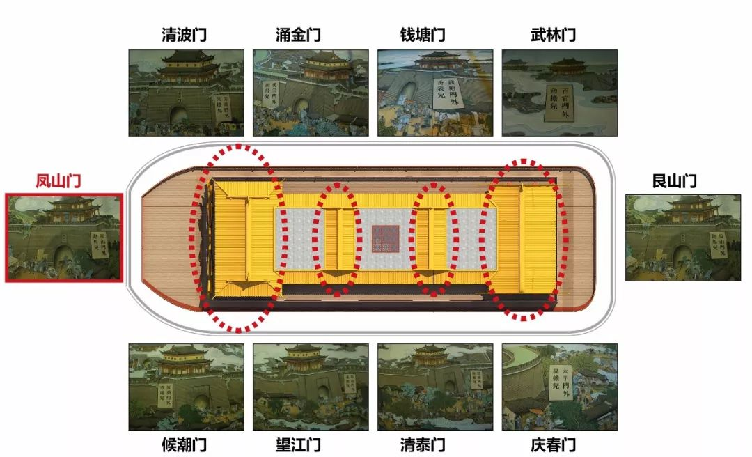 三月钱塘江水上游,新船设计招标完成