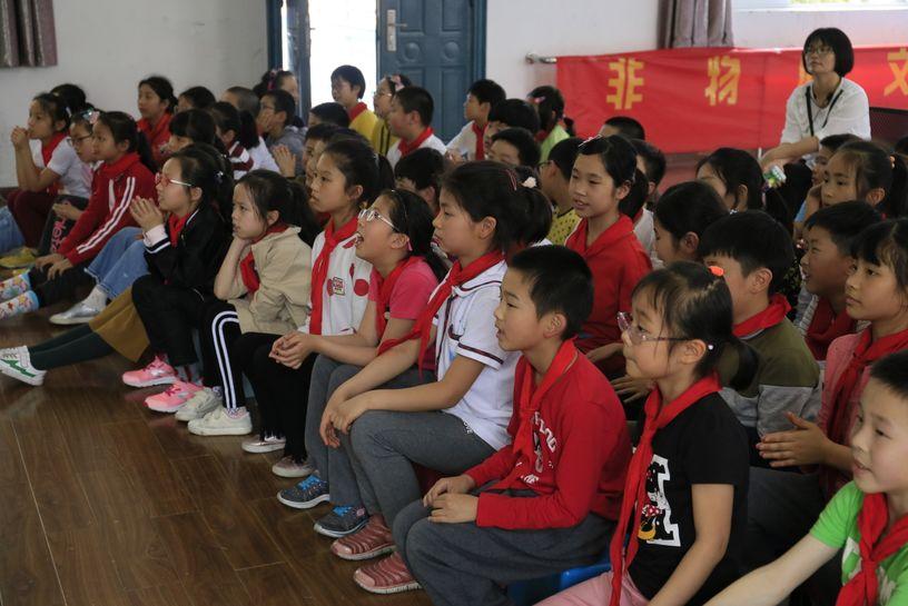 手工艺活态馆走进杭州市现代实验小学